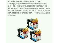 Printer cartridges brother lc123xl
