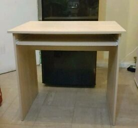 IKEA Flärke Computer Desk / Pine / 4 available / High Quality / Good Condition - REDUCED £14.50 EACH