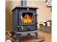 Log burner WANTED