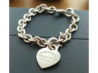Sterling Silver Tiffany bracelet