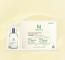 Coreana Ample:n Peptide Shot Ampoule 2 Step Mask 5EA Moisturizing