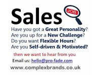 Fantastic Opportunity to join Pro-fade