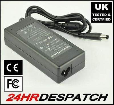 6720t Ac Adapter (90W FOR HP COMPAQ 6720T NC2400 AC ADAPTER CHARGER 19V)