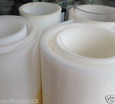 1pcs UHMW PLASTIC Sheet Plate 2mm X200mmX200mm  for sale  Shipping to Canada
