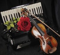 WANTED COMPETENT MATURE VIOLINIST FOR ACCORDION/VIOLIN DUO