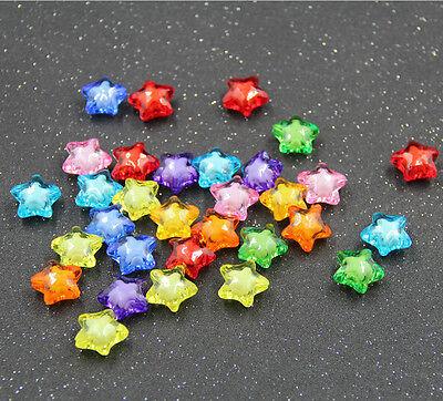 n-Form Acryl-Perlen 12mm craft/Kinder Dekorative Schmuck (Craft Perlen)