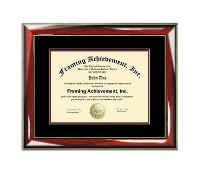 College Diploma Frame (College Diploma Frames Graduation University Degree Certificate Framing)
