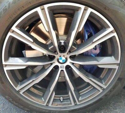 "BMW OEM G05 X5 Style 740M Orbit Grey M Star Spoke 20"" Wheel Set Of 4 Brand New"