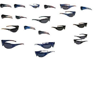 Official Mlb Logo Baseball (Official MLB Baseball Wrap Sunglasses 3 Dot Team Logo Pick your)
