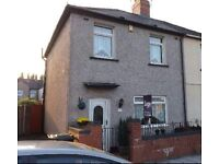 3 bed semi detached house for rent in fairfax road newport