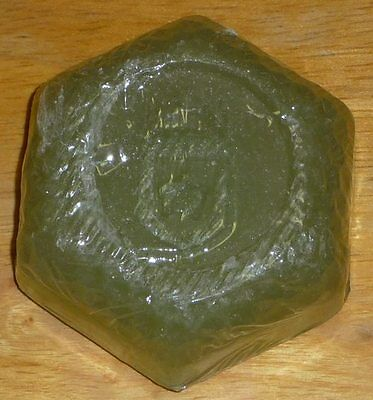3/3 Oz Bars Lady Primrose Celadon Pearlized Soap Italian Bergamot Black Currant