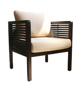 Indoor woven lounge chairs - closing sale