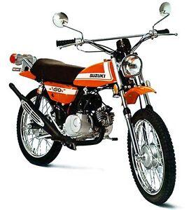 Wanted. Suzuki TS50