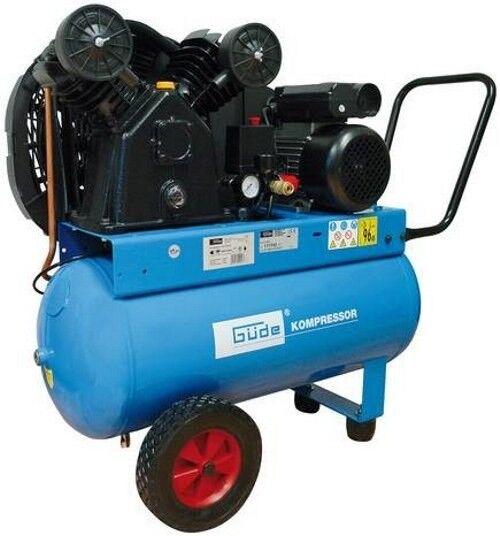 GÜDE Kompressor 415/10/50 N 50Liter 10bar V-Zylinder 50053 sofort lieferbar NEU