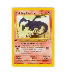 Shining Charizard Pokemon Ebay