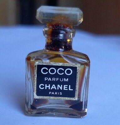 Miniature de Parfum -  COCO Parfum Chanel -  mini ancienne