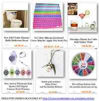 TONS OF AMAZING DEALS EVERY DAY AND GREAT ITEMS UNDER A BUCK