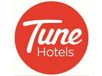 Guest Service Assistant (nights)- Tune Hotel Canary Wharf