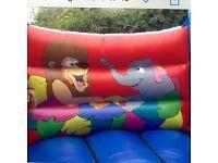 Proper bouncy castle