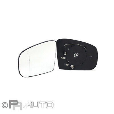 Mercedes W163 M-Klasse 10/01-06/05 Außenspiegel Spiegelglas links beheizbar