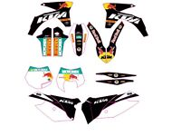 KIT KTM SX EXC 2012, 2013 Sticker best quality.