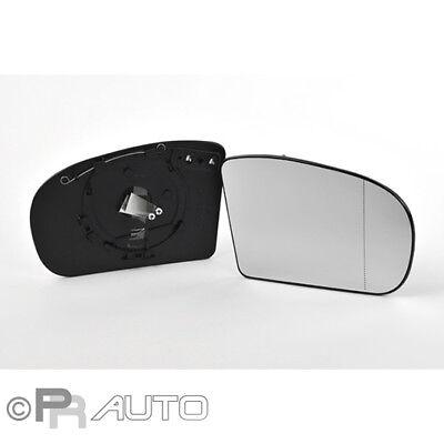 Mercedes W211 E-Klasse 3/02-6/06  Außenspiegel Spiegelglas rechts getönt beheizt