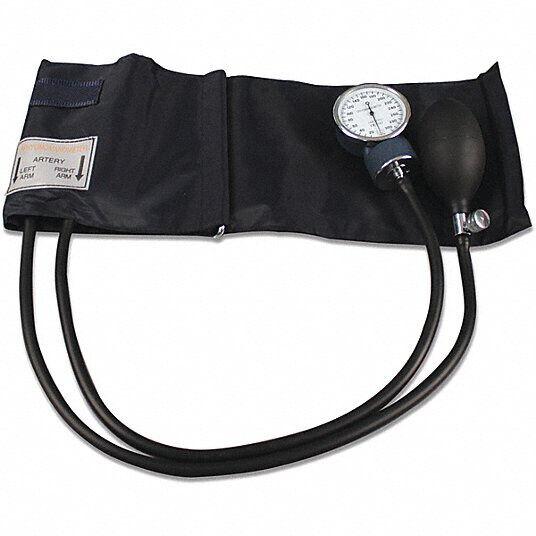 "Dynarex 7109 Sphygmomanometer Thigh Blood Pressure Adult Extra Large 28"" Length"