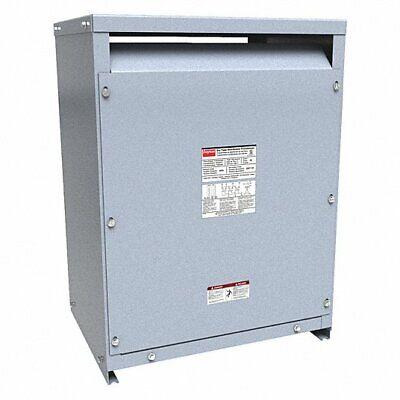 Dayton 44yv10 3-phase Transformer 30 Kva Input-480v Ac Delta Floor Mount New