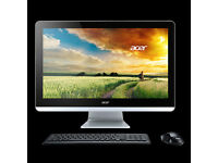 Acer Aspire ZC - 700 Computer and Monitor All in One