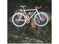 Fixed gear bike/fixie