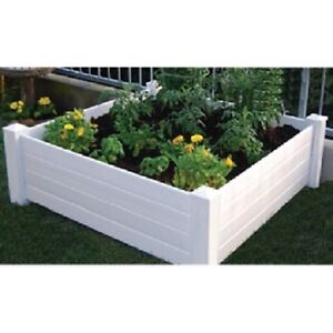 4ft Square Garden Box  - 2 AVAILABLE