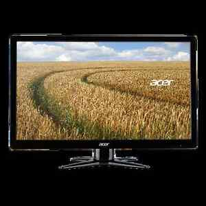 Acer G236hl - like new 75$ non nego 23 inch full hd very bright