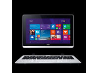 Acer Aspire Switch11 SW5, 11.6'' HD screen, Convertable detachable Laptop/tablet 32+500GB