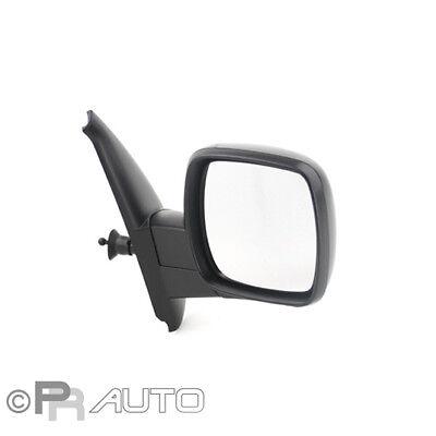 Spiegelglas rechts=links für  Renault Kangoo I 01-08