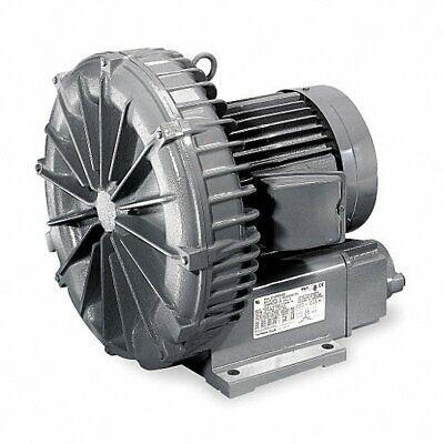 Fuji Electric Vfc400p-5t Regenerative Blower 1 Hp 1-phase 98 Cfm 4z751 New