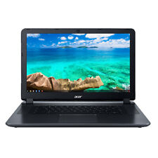 "Acer 15.6"" Chromebook Intel Celeron 1.6GHz 2GB Ram 16GB Flash Chrome OS"