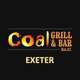 Coal are looking for a front of house supervisor!