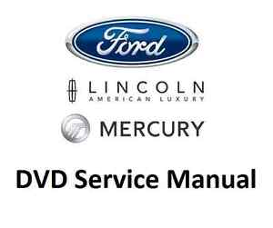 1999 2000 2003 2005 2006 2007 Ford Explorer/Expedition Service Repair Manual DVD