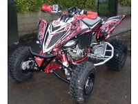 raptor 700 2015 quad bike full service history roadlegal