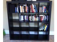 4x4 Expedit IKEA storage, shelves, bookcase, room divider