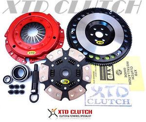 XTD STAGE 3 CLUTCH & FLYWHEEL KIT Mazda MX-5 Miata 1.6L