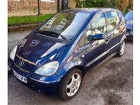 Mercedes A class Full leather
