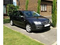 Ford Focus Climate 1.6 TDCi, 2006, Diesel, Long MOT, Alloys, Many extras, Cheap tax & Ins