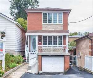 Detached 3+1 Bedroom Home At Caledonia/Eglinton!