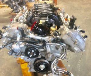 TOYOTA TUNDRA SEQUOIA 5.7L ENGINE 75K MILES 2007 2008 2009 2010 2011 2012 2013