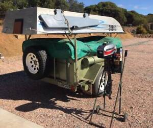 plastic boat trailer | Caravans & Campervans | Gumtree