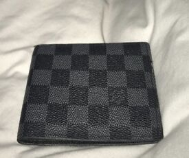 Louis vuitton BRAND NEW top quality mens wallet