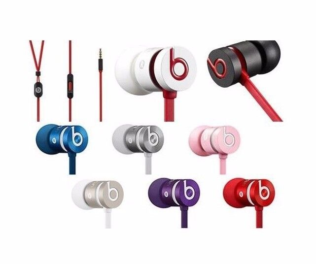 Beats By Dre - urBeats Beats by Dr. Dre In-Ear Wired only Headphones Earbuds Authentic
