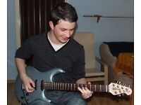 Cheap guitar lessons from a professional guitarist!