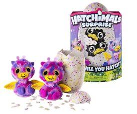 Hatchimals Surprise Pink/Yellow Giraven Twins 6037097